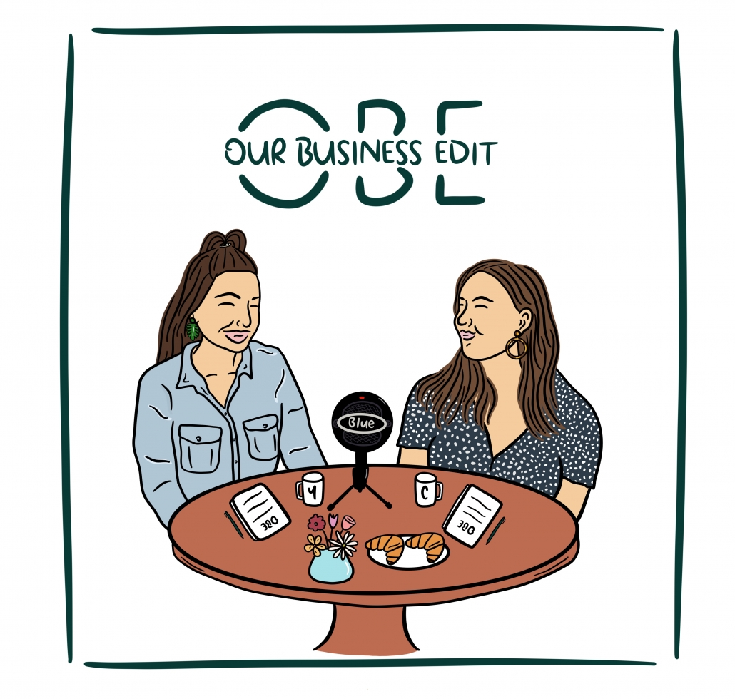 Our Business Edit Podcast